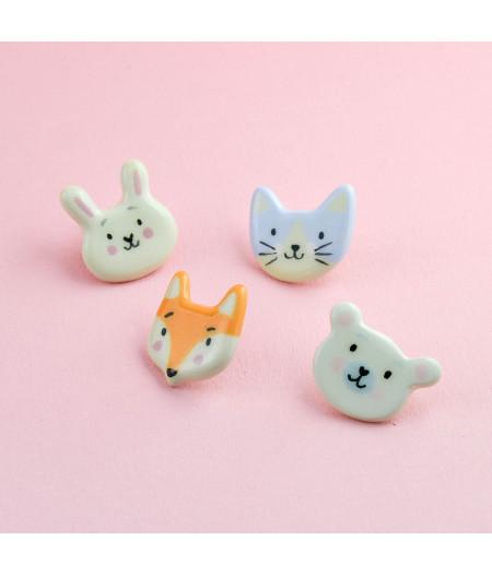 Insigne cu animale Pisicuță
