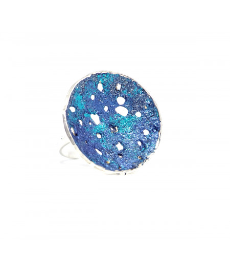 Inel argint Dreamy Turquoise