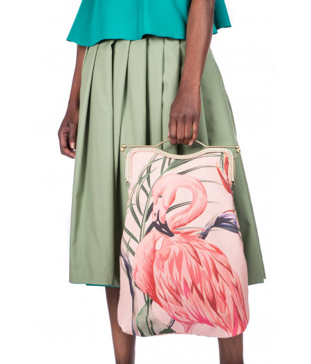 Let's Flamingle Handbag -1
