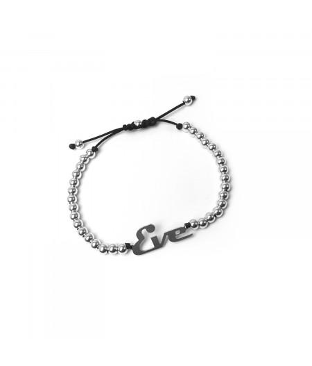 Bratara snur cu elemente argint 925 / Silver 925  bracelet
