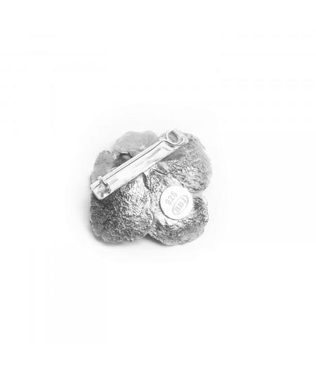 Broșă Flower argint / Silver Flower broache