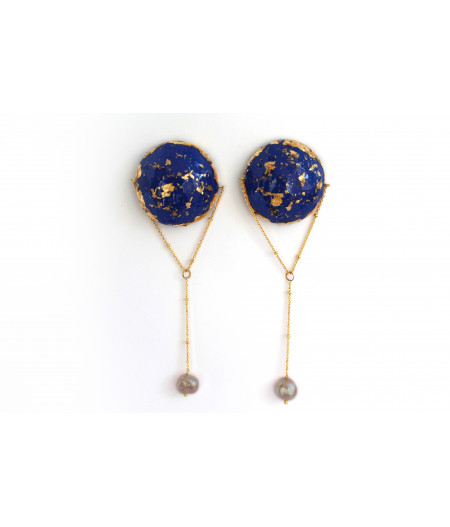 Candy-baroque-blue-earrings