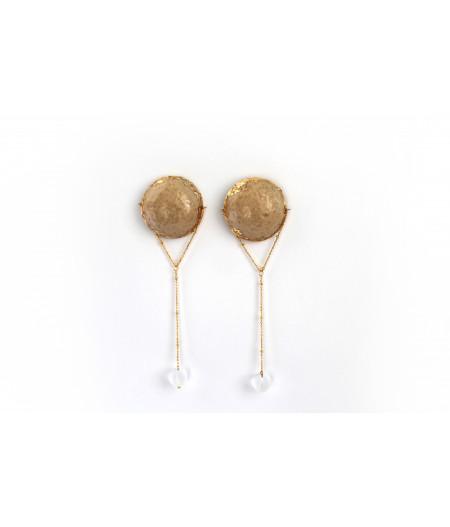 Candy-baroque-beige-earrings