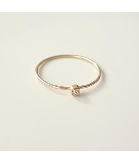 inel Essence of Diamond din aur 18k